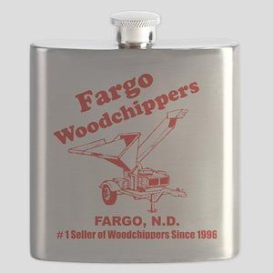 Fargowoodchippers Flask