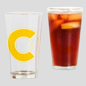 SuperC Drinking Glass