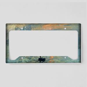 330 License Plate Holder
