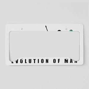 Evolution Chirurg 2c License Plate Holder