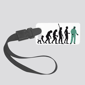 Evolution Chirurg B 2c Small Luggage Tag