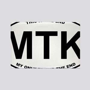 MTK2 Rectangle Magnet