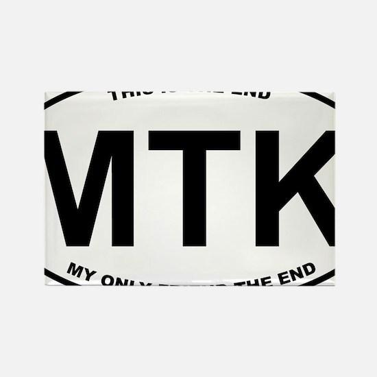 MTK2 Rectangle Magnet