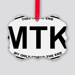 MTK2 Picture Ornament