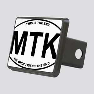 MTK2 Rectangular Hitch Cover