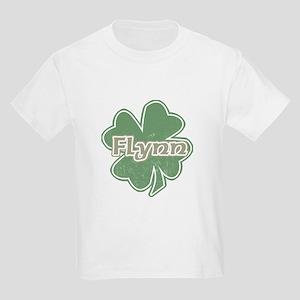 """Shamrock - Flynn"" Kids T-Shirt"