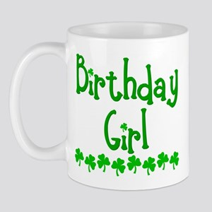 Birthday Girl Mug