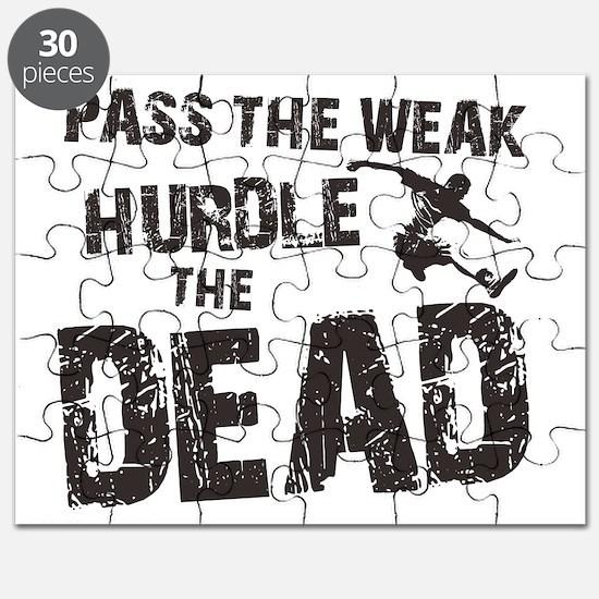 hurdle the dead Puzzle