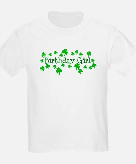 Birthday Girl Kids T-Shirt