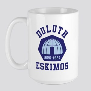 Eskimos_Bev Large Mug