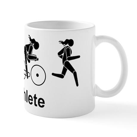 Ladies' Triathlete Mug
