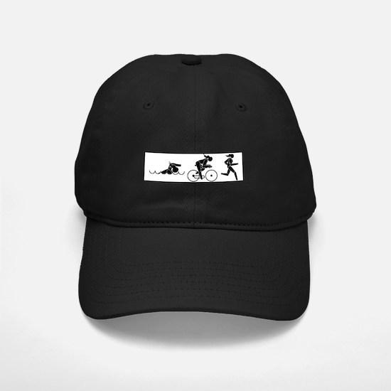 Ladies' Triathlete Baseball Hat