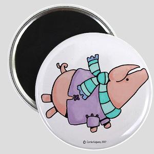 Piggy stack Magnet