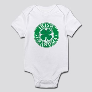 Irish Grandma Infant Bodysuit