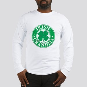 Irish Grandma Long Sleeve T-Shirt