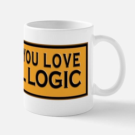 Honk IFF You Love Formal Logic Mug