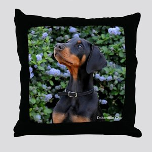Baily for blanket Throw Pillow