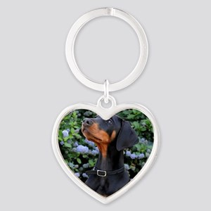 Baily for blanket Heart Keychain