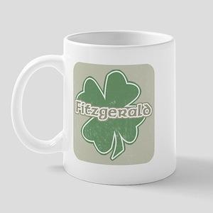 """Shamrock - Fitzpatrick"" Mug"