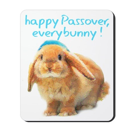 happy-Passover Mousepad