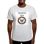 USS BOSTON Light T-Shirt