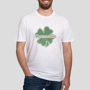 """Shamrock - Donovan"" Fitted T-Shirt"