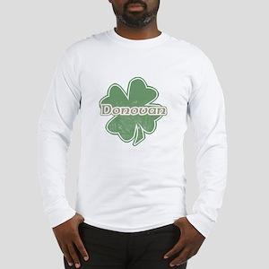 """Shamrock - Donovan"" Long Sleeve T-Shirt"