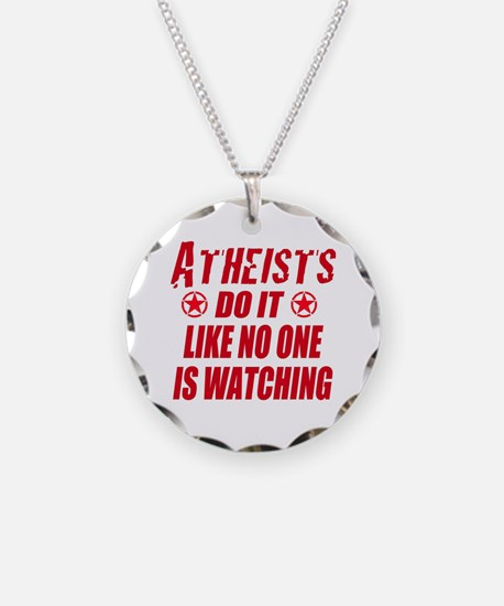 Unique Dance like no one is watching Necklace