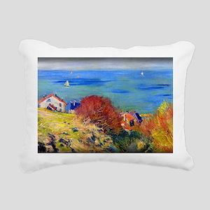 539 Rectangular Canvas Pillow
