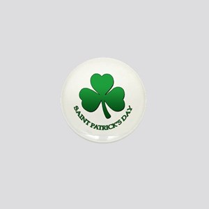 Saint Patrick's Day Mini Button