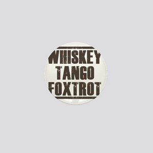 whiskey Mini Button