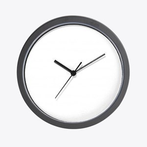 Partiture Wall Clock