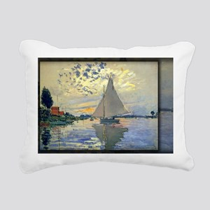 607 Rectangular Canvas Pillow