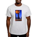 Toroidal t-shirt with additional dumb joke