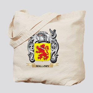 Mallory Coat of Arms - Family Crest Tote Bag