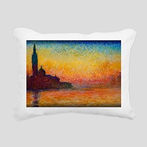 629-2 Rectangular Canvas Pillow