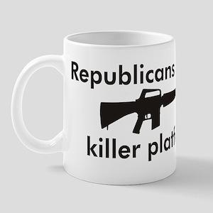 Republicans killer platform Mug