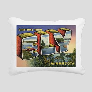 Ely_PrintFramed Rectangular Canvas Pillow