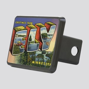 Ely_PrintFramed Rectangular Hitch Cover