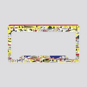 LSCircle_Print License Plate Holder