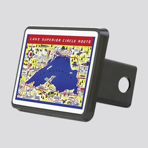 LSCircle_Gcard Rectangular Hitch Cover