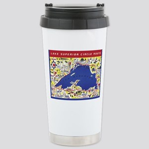 LSCircle_Gcard Stainless Steel Travel Mug