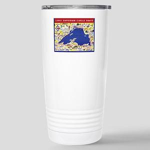 LSCircle_Gcard Stainless Steel Travel Mug