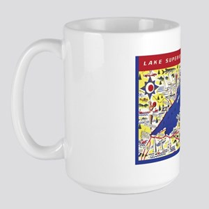 LSCircle_Gcard Large Mug