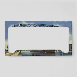 LiftBridge_Print License Plate Holder