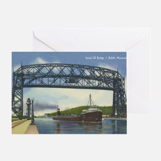 LiftBridge_Print Greeting Card