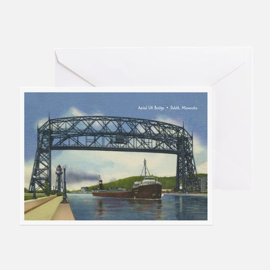 LiftBridge_Gcard Greeting Card