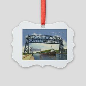 LiftBridge_Gcard Picture Ornament