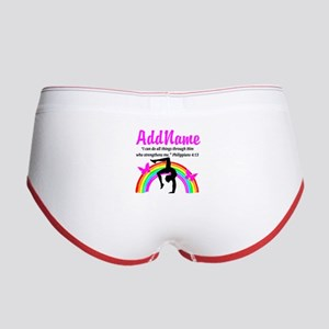 CHRISTIAN GYMNAST Women's Boy Brief