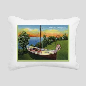 LeifErikson_Gcard Rectangular Canvas Pillow